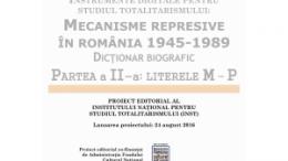 inca-15-000-de-microbiografii-accesibile-in-format-digital-in-proiectul-mecanisme-represive-in-romania-1945-1989-dictionar-biografic